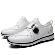 Новая обувь для гольфа Мужская профессиональная спортивная ручка