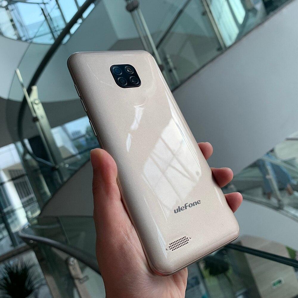 H7749fafd4b004409ac4371078684b9e53 Ulefone Note 7 Smartphone 3500mAh 19:9 Quad Core 6.1inch  Waterdrop Screen 16GB ROM Mobile phone WCDMA Cellphone  Android9.0