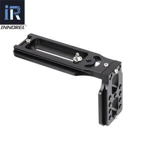 Image 4 - INNOREL LP 135A מקצועי L סוג שחרור מהיר צלחת סוגר עבור חצובה Ballhead עם Arca שוויצרי תקן DSLR מצלמות