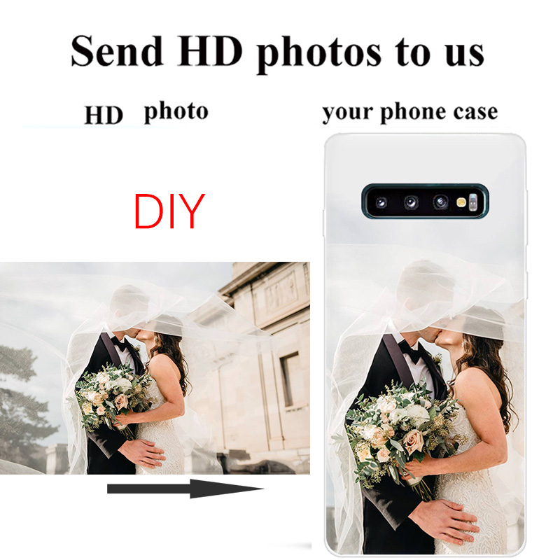 Customized DIY Fashion Cover Case For Samsung Galaxy S20 Ultra S10 S8 S9 S10 A71 A51 A50 A70 Note10 9 DIY Phone Case Fundas Capa