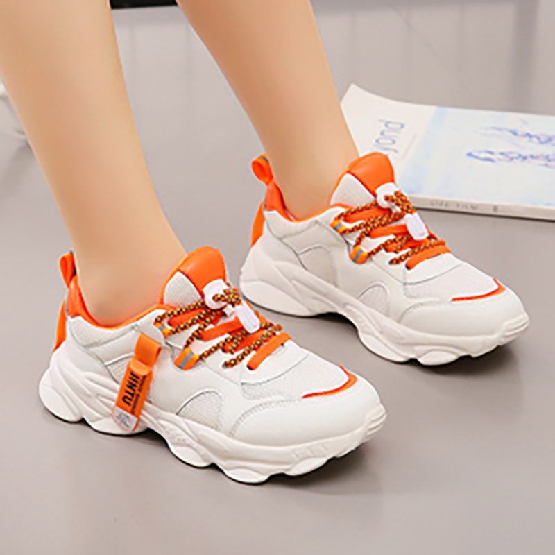27-37 Kids Boys Girls Sport Shoes Running Shoes Children Breathable Mesh Shoes For Boys Sneakers