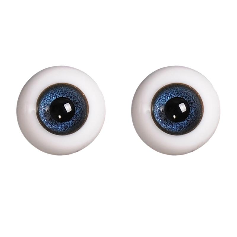 14mm 1/3 1/4 Doll Glass Eyes Doll Accessories Glasss Doll Eyeball 23