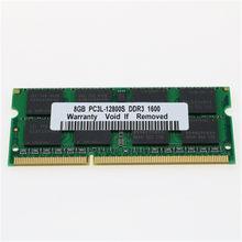 8G DDR3 Rams 1.35V 1600Hz Volledig Compatibel Notebook Laptop Geheugen