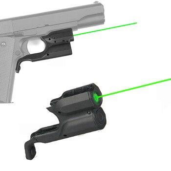 Pistol Gun Laser Sight Hanging Green Red Dot & Laser For Glock 1911 M92 Shooting Hunting