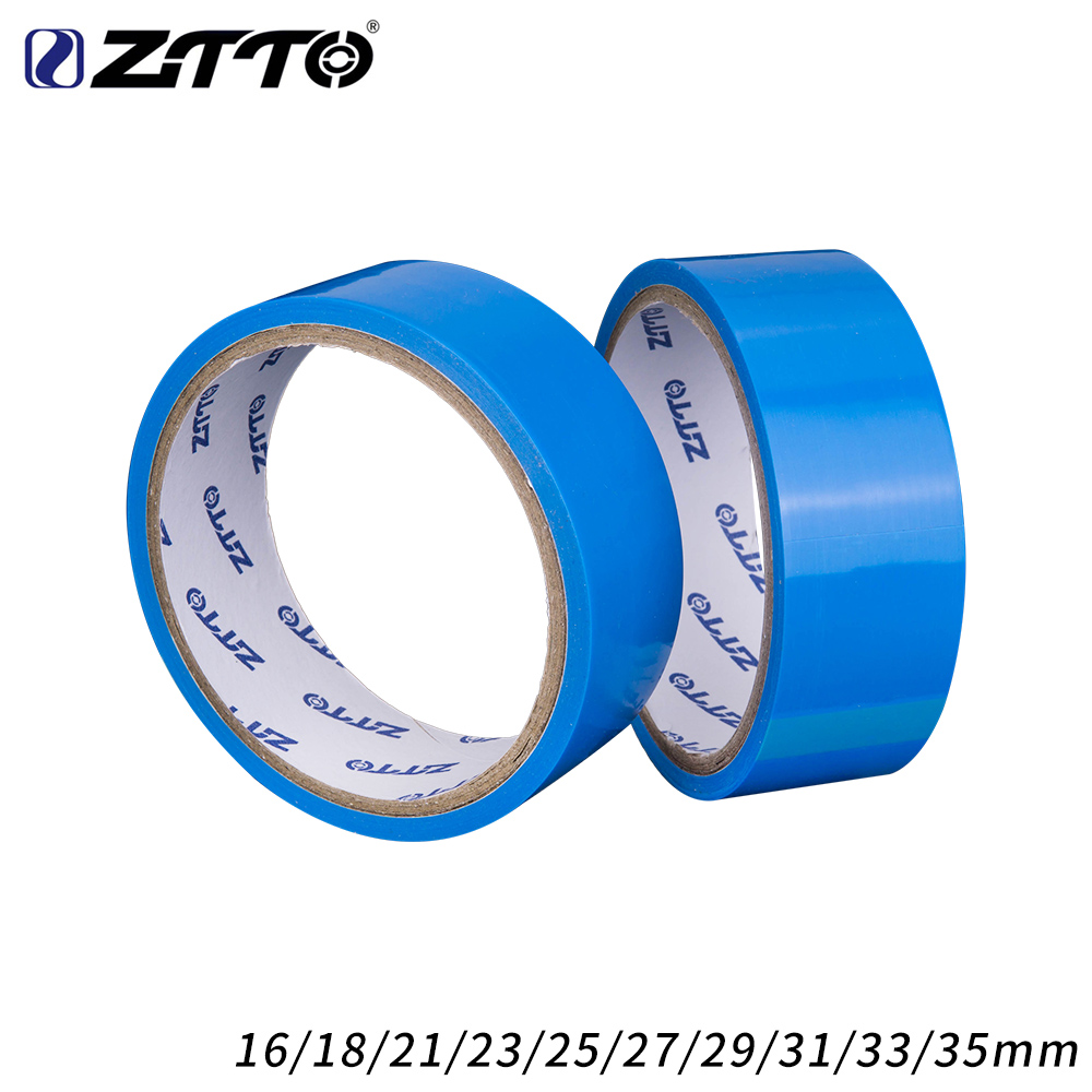 ZTTO Bicycle Tubeless Rim Tapes MTB Road Bike rim Mat Strips 10 meter For 26 27.5 29 Inch 700c Width 16 18 21 23 25 27 29 31 33