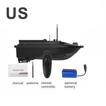 Duża przynęta na przynętę gniazdo na ryby łódź 500M inteligentny pilot automatyczny podajnik na przynętę łódź podwójna łódź rybacka tanie i dobre opinie OCDAY CN (pochodzenie) Z tworzywa sztucznego 7 4v 400-500m Mode2 Electric 4 kanałów The new speed-up motor is 2 0 M s