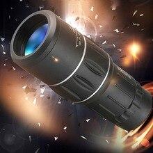10X40 мощный монокулярный телескоп HD Vision большой диапазон ручной Монокуляр для кемпинга наблюдения за птицами путешествия охота