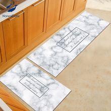 Кухонный коврик для ванной двери бегунов 2 шт набор микрофибра