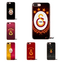 Ultra Dunne Case Voor Xiaomi Mi3 Samsung A10 A30 A40 A50 A60 A70 Galaxy S2 Note 2 Grand Core Prime galatasaray SK logo Metalen Plaat(China)