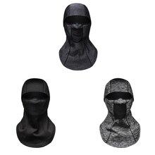 Велосипедная Балаклава для нанесения маски на лицо ветронепроницаемая Водонепроницаемая теплая теплый головной убор Зонт с рисунком с обратной стороны для катания на лыжах бега туризма кемпинга