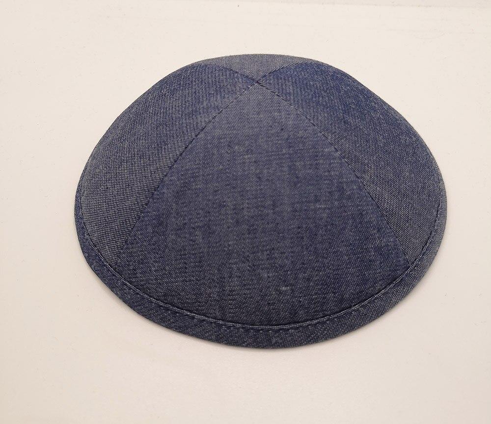 Popular  Kippah Jewish Kippah Holiday Kippah Suitable Jewish Hats, Jewish Costumes Jeans Kippah Children's Kippah