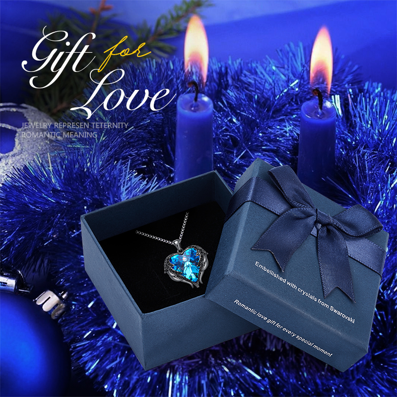 Blue Black in box