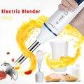 Электрические ручные блендеры 3 в 1  миксер для яиц  домашний кухонный миксер  детская мясорубка  палочка  соковыжималка для фруктов  овощей