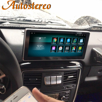Android10 128 6GB RAM For Mercede Benz G W463 G350 G500 G550 2012-2019 Car GPS Navigation Auto Stere Multimedia Player Head Unit image