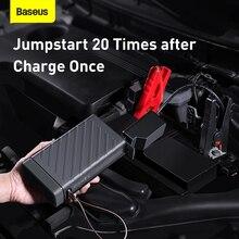 Baseus سيارة الانتقال كاتب المحمولة تخزين الطاقة امدادات الطاقة سيارة كاتب بطارية السيارة الداعم قوة البنك ل جهاز لوحي محمول