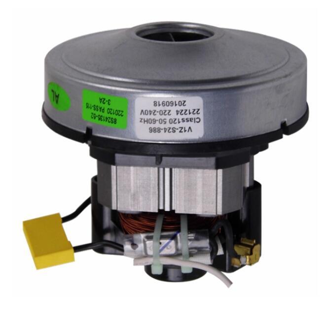 Детали пылесоса от мотора pass с защитой 115C, 220 В 1200 Вт|Запчасти для пылесоса|   | АлиЭкспресс