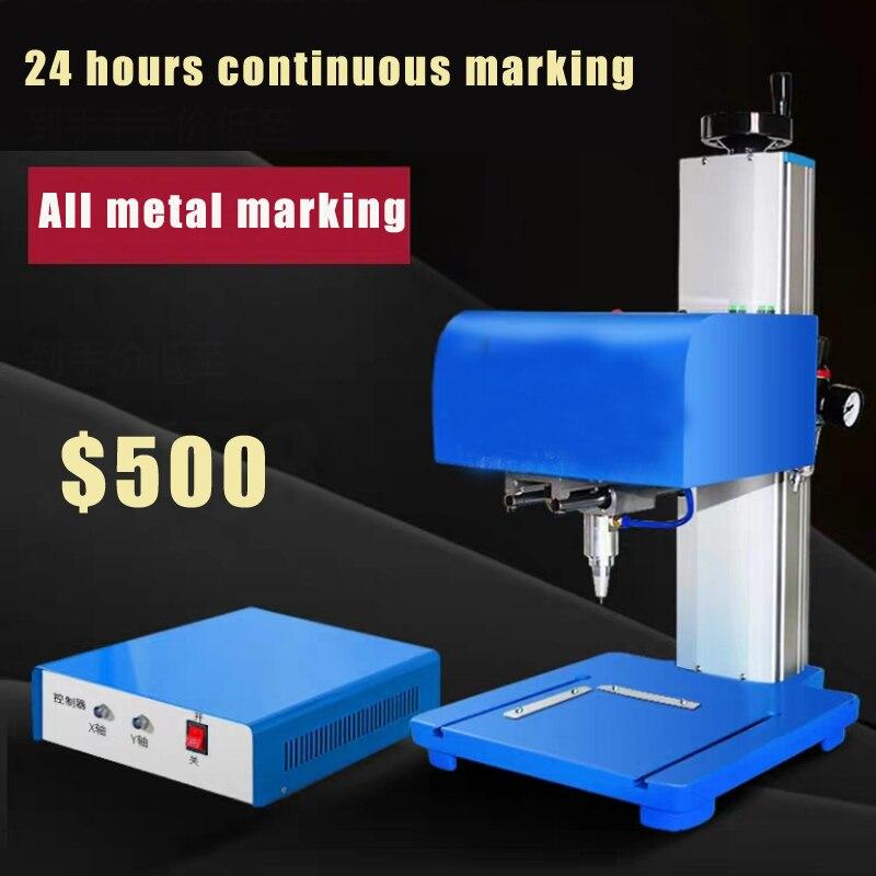 Станок с ЧПУ низкая цена машина для маркировки труб металлическая пластина для гравировального Станка гравер машина по металлу