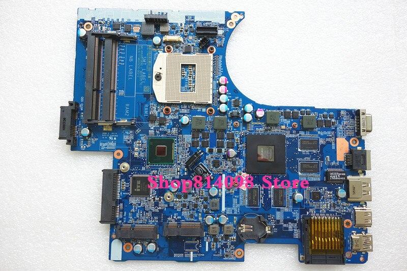 W650SC POUR Hasee K650D W650S K610C K590C Ordinateur Portable Carte Mère 6-71-W65S0-D02 GTX950M 100% travail parfait