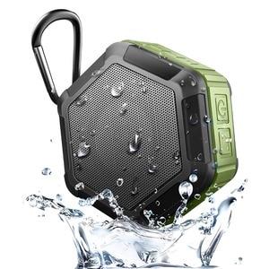Image 1 - Rechargeable Mini Portable Outdoor Sports Wireless IP67 Waterproof Bluetooth 4.2+EDR Speaker Shower Bicycle Speaker