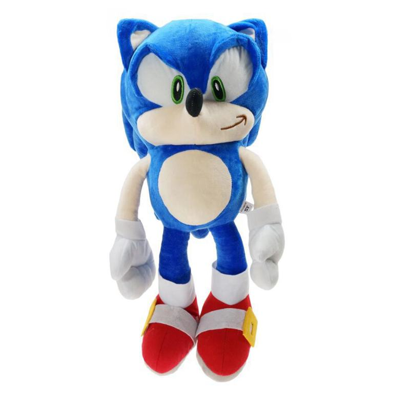 Big Size 48cm Peluche Game The Super Sonic Toy Hedgehog Stuf…