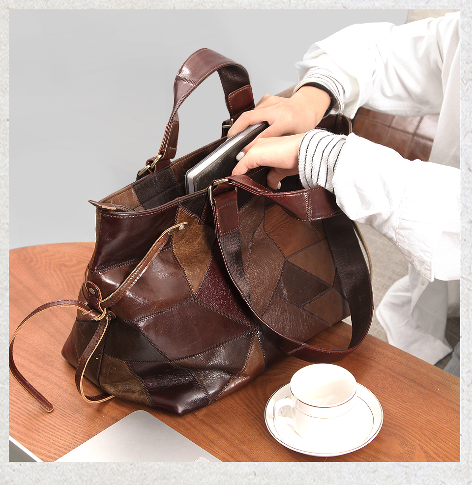 Big Bag for Women Genuine Leather Shoulder Bag H774d4344621d4df1b47695e4db8d1e0dz Bag