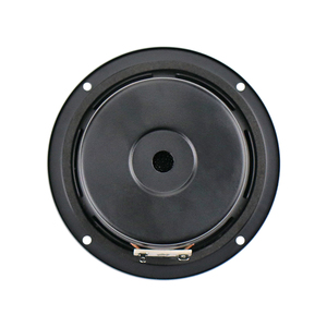 Image 5 - 4 Inch Subwoofer Hifi Speaker Black Diamond Alumina Ceramic Cap Woofer Military Magnetic Bass Soundbox 20W 50W 4 ohm 1PC