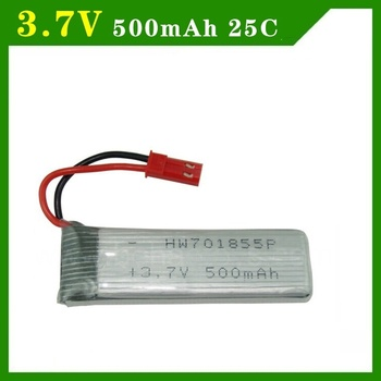 3.7V 500mAH for YouDi U815A/U818A/U819A original remote control flying saucer aircraft battery 3.7V lithium battery image