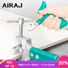 AIRAJ High-strength Glass Tile Cutter Handheld Multi-function Portable Opener Home Glass Cutter Diamond Cutting