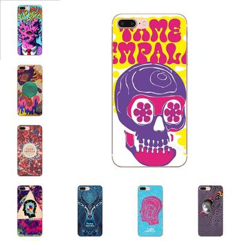 Fashion Tame Impala Skull For Huawei Honor 4C 5A 5C 5X 6 6A 6X 7 7A 7C 7X 8 8C 8S 9 10 10i 20 20i Lite Pro Back Phone Case image