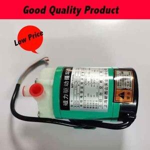 Image 1 - MP 10RN yüksek kaliteli mıknatıs motorlu pompa asit/Alkali dayanıklı pompa plastik pompa emme sıvı ile küçük parçacıklar