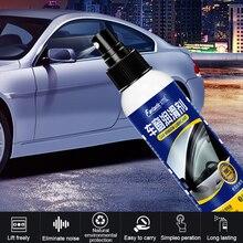 Manutenzione automatica 120ml porta Auto cancellazione del rumore lubrificante per finestre guarnizione in gomma striscia ammorbidente accessori Auto