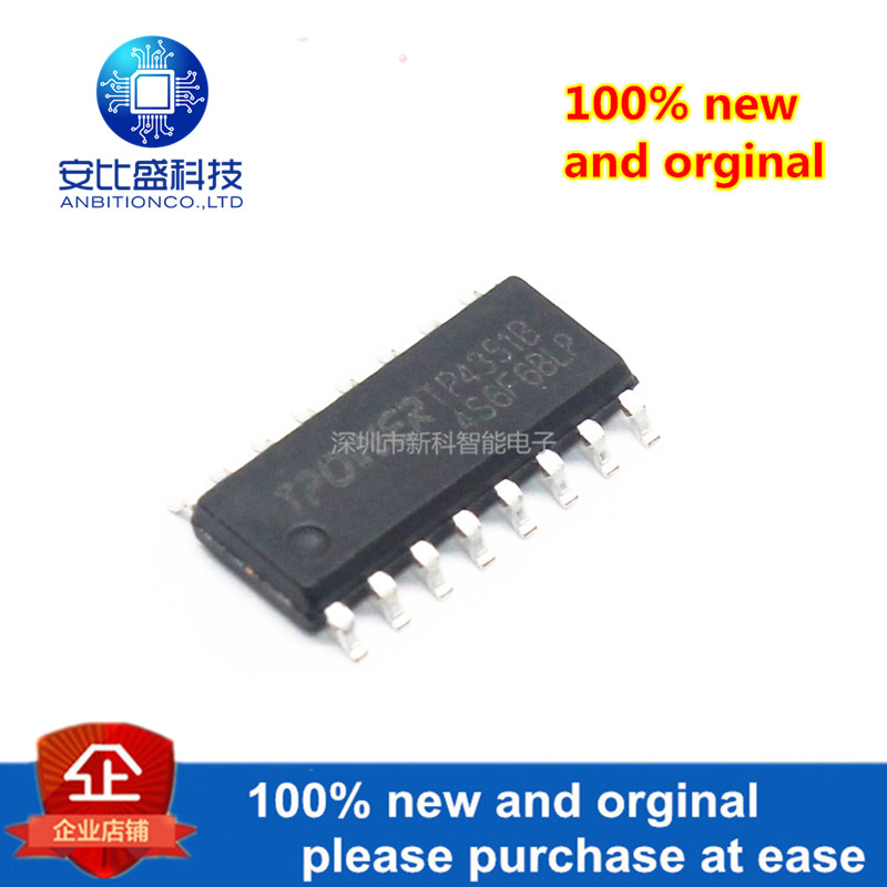 50pcs 100% New And Orginal TP4351B TP4351 SOP16 Mobile Power Chip In Stock