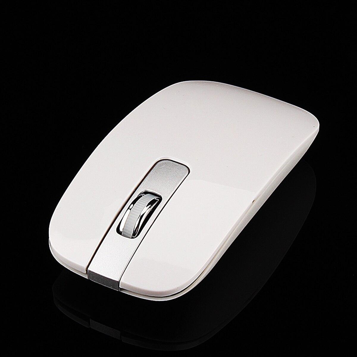 Тонкая беспроводная клавиатура и мышь 24 ГГц набор для windows