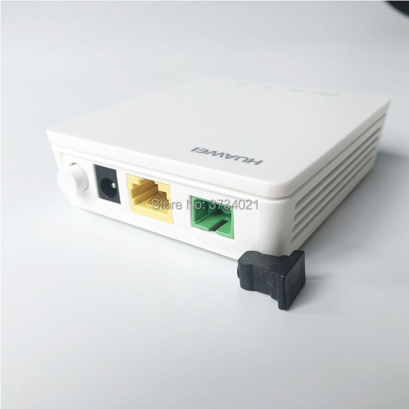 30PCS Free Shipping 100% New HG8010H GPON SC APC 1GE Port ONT Huawei Gpon Onu English Firmware