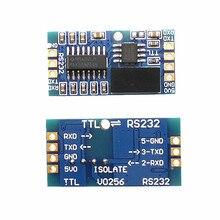 SP3232 / MAX3232 TTL RS232 232 TTL güç izolasyon sinyal izolasyon seri UART izolasyon