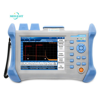 english Optical Cable Fault Breakpoint Length Loss Detection Optical Fiber Tester Optical Time Domain Reflectometer (OTDR)