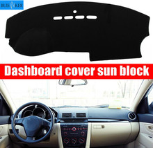 Car Dashboard Cover Dash Mat For Mazda 2 Demio 3rd 2008-2010 2011 2012 2013 2014 Auto Non-slip Right Sun Shade Pad Carpet car dashboard cover for toyota noah voxy 2014 2019 right hand drive auto sun shade dash mat dash pad carpet anti uv non slip 1pc