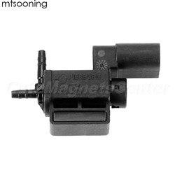 Mtsooning kolektor dolotowy powietrza w układzie recyrkulacji spalin (EGR próżni elektromagnetyczny zawór sterujący 037906283C dla Audi A3 A4 A5 A6 A8 Q8 Quattro Volkswagen