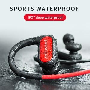 Image 2 - C6 Wireless Sports Bluetooth headphones Running IPX7 Waterproof Headset Neckband Handsfree Noise Canceling with Mic earphones