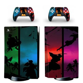 Anime BLEACH PS5 Standard Disc Edition Skin Sticker Decal Cover for PlayStation 5 Console & Controllers PS5 Skin Sticker Vinyl 2