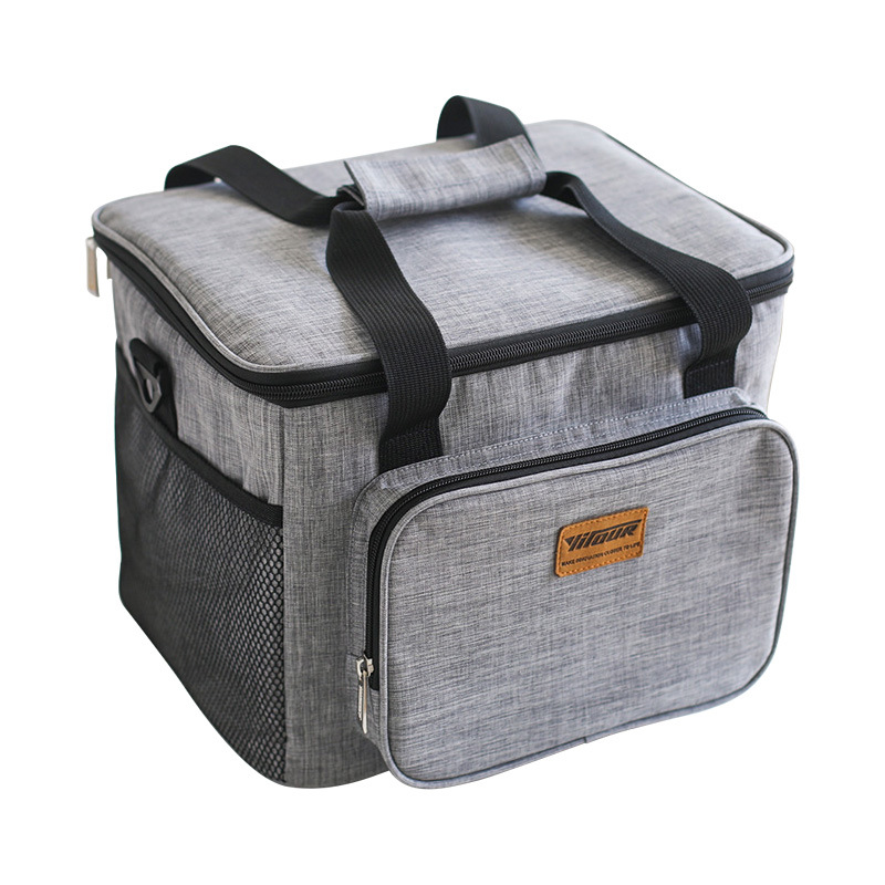 Foods Fresh Keeping Bag Out door Picnic Bag Foods Insulation Bag Water proof Insulation Ice Bag New Fashion Travel Bag