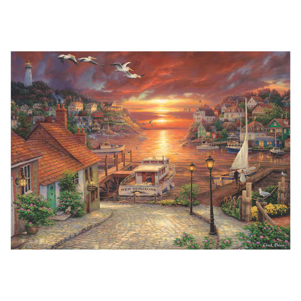Toys & Hobbies Games and Puzzles Puzzles anaToLian 222739 паззл vintage puzzles