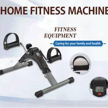 Multifuntion Pedal Stepper Maschine Mini Umfassende Bein Trainer LCD Display Trinkwasser Home Gym Bike Stepper Fitness Ausrüstung