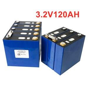 Image 5 - Grade EINE NEUE 3,2 V 120Ah Lifepo4 Batterie 8PCS Wiederaufladbare Lithium Eisen Phosphat Solar 24V 176Ah Zellen Nicht 150Ah 200Ah STEUER FREIES