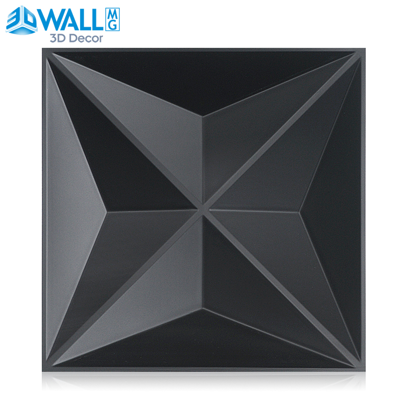 30x30cm 3D Wall Panel 3D wall stickers Relief Room decoration Stickers Living Room Kitchen Bedroom Home Decor Party back