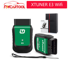 XTUNER E3 Wifi OBD2 車診断ツール ODB2 ABS エンジン SRS AC 読む故障コード自動車スキャナー(China)