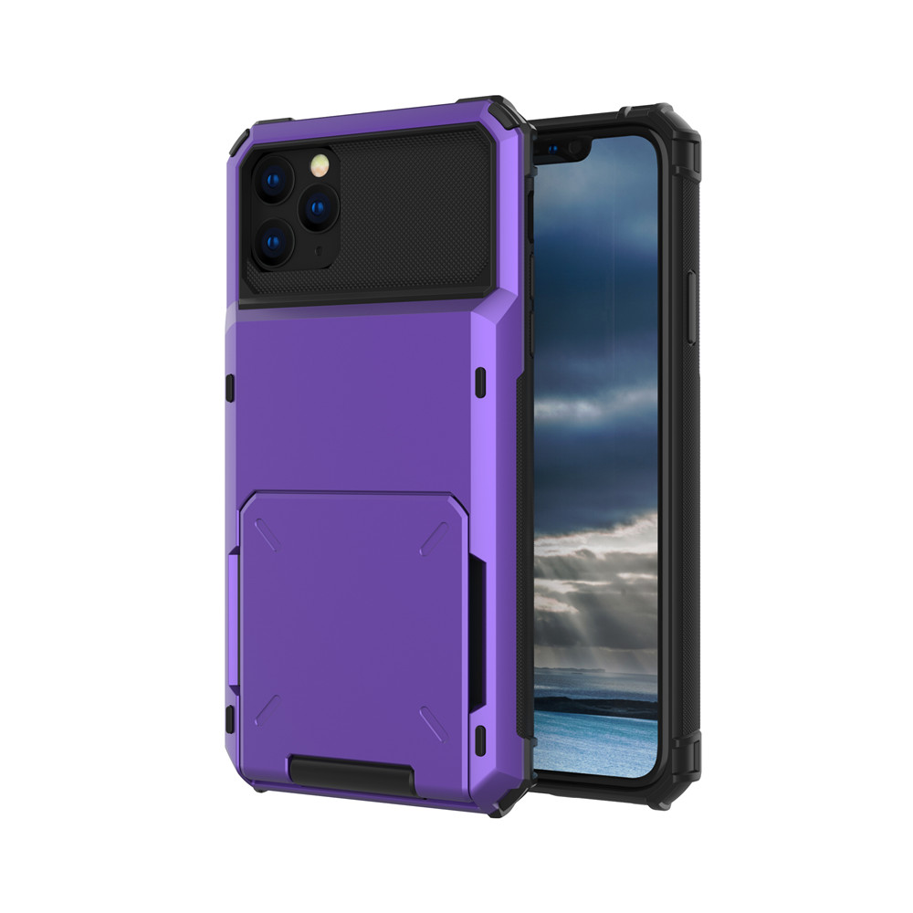 Multi Card Holder Case for iPhone 11/11 Pro/11 Pro Max 12