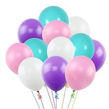 16pcs 12inch  Unicorn Party Theme Macaron Latex balloon Wedding Birthday Decoration Globos Baby Shower Girl Balls Helium Balloon