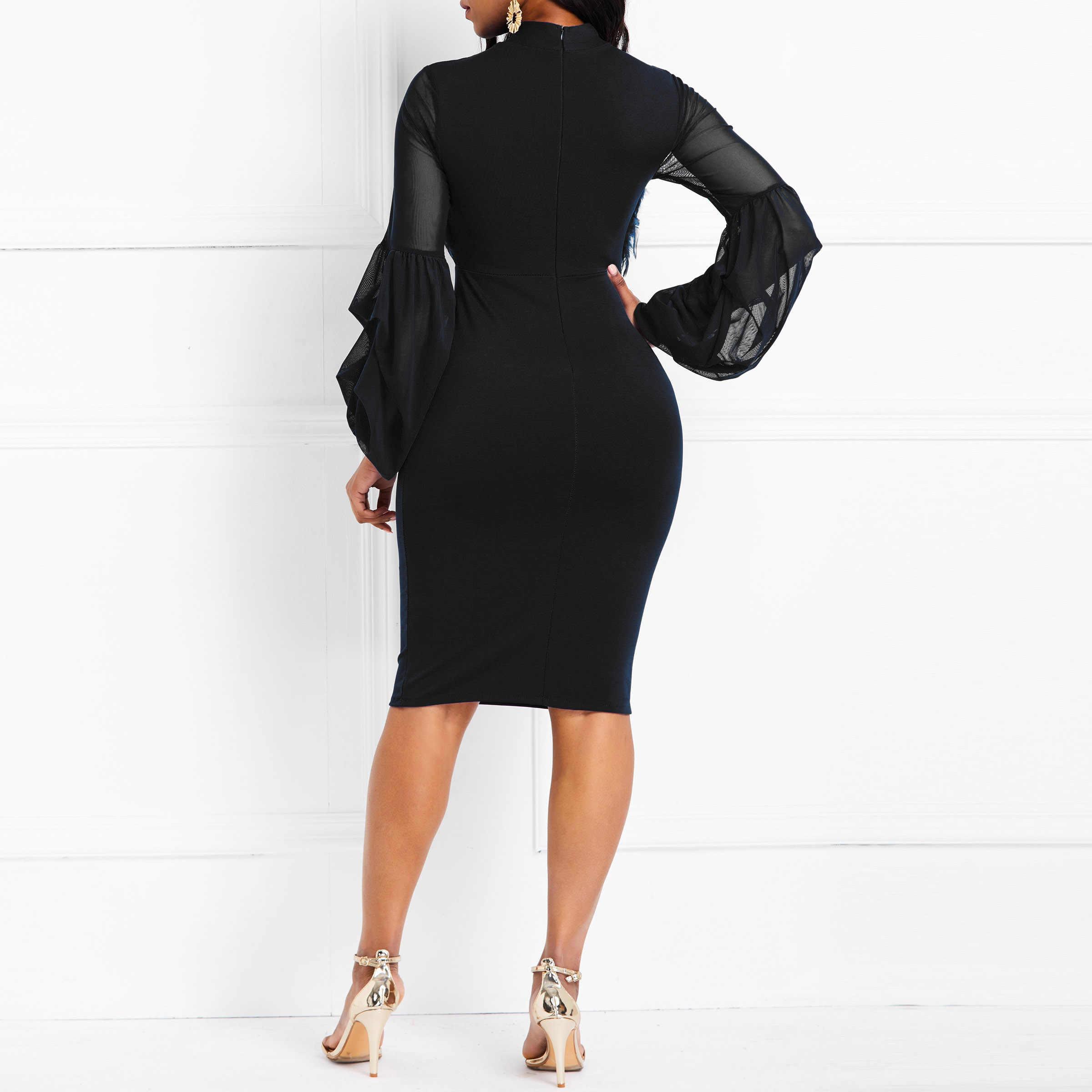 Sisjuly вечернее сексуальное Клубное женское платье из тюля, перья ярко-синего цвета, прозрачное облегающее платье, одежда для работы, короткое тонкое базовое платье