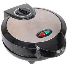 Электрическая вафельница в форме сердца, вафельная печь для яиц, тортов, блинов, антипригарная форма для выпечки, машина для завтрака, бутерброд, железо, UK P